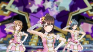 ときめきアイドル衣装「マジメロピンク」