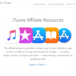 AppStoreアフィリエイトプログラムの報酬対象が変更に