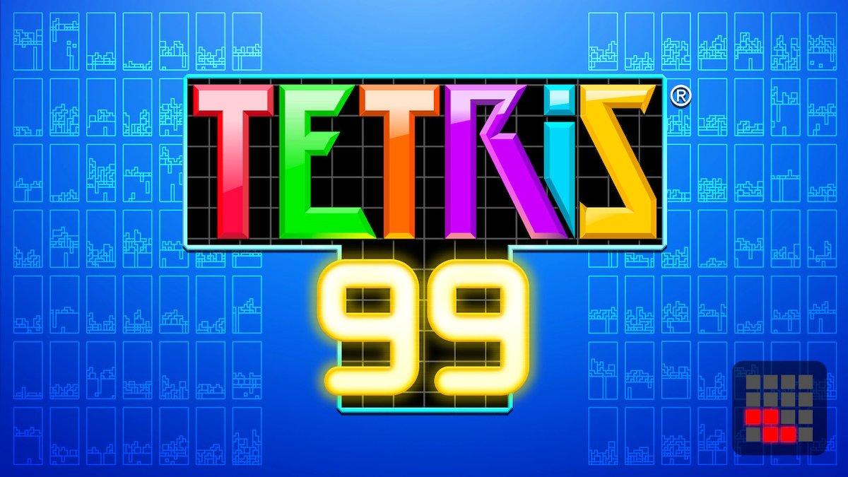 「テトリス99」プレイレビュー