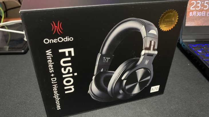 OneOdio FuSion A7レビュー